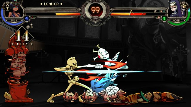 Skullgirls: 2nd Encore - Screenshots - Bild 20