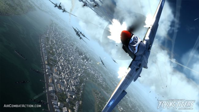 Flying Tigers: Shadows Over China - Screenshots - Bild 7