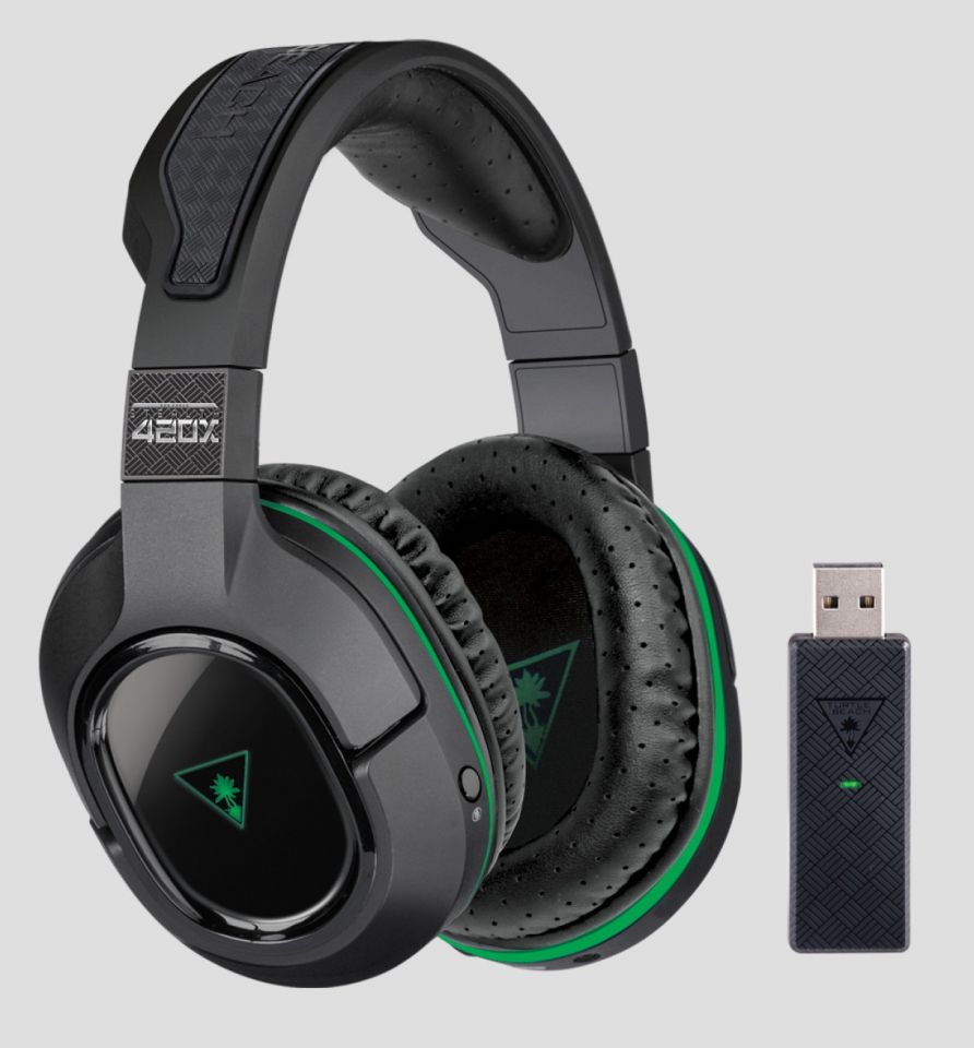 ear force stealth 420x feines xbox one headset seite 1. Black Bedroom Furniture Sets. Home Design Ideas