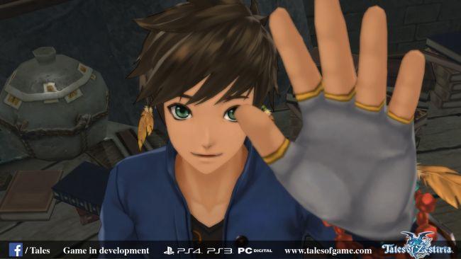 Tales of Zestiria - Screenshots - Bild 1