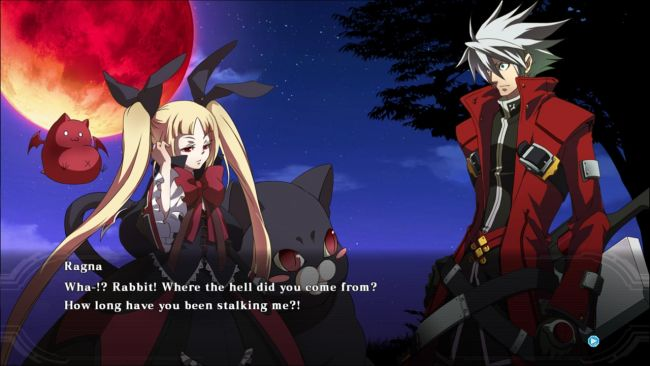 BlazBlue: Chrono Phantasma Extend - Screenshots - Bild 7