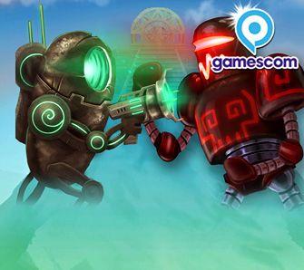 Mayan Death Robots - Preview
