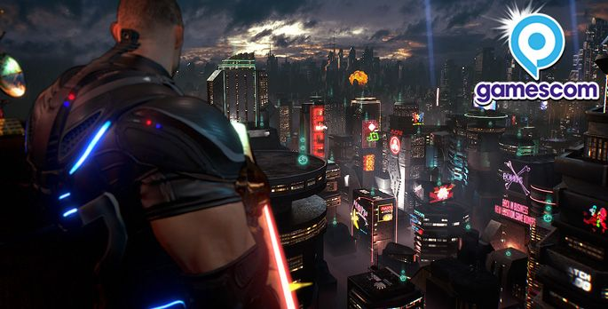 Crackdown 3 - Preview