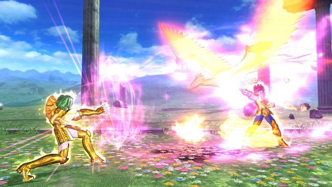 Saint Seiya: Soldiers' Soul - Screenshots - Bild 14