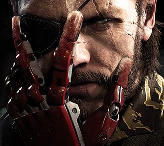 Metal Gear Solid V: The Phantom Pain - Test
