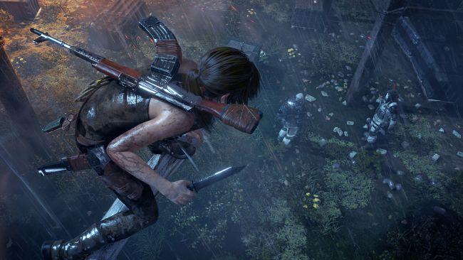 Rise of the Tomb Raider - Screenshots - Bild 1
