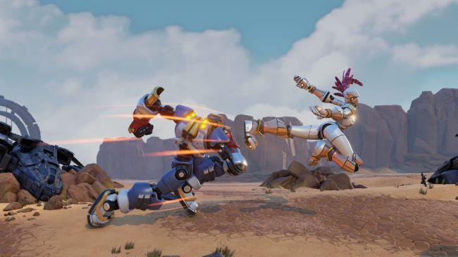 Rising Thunder - Screenshots - Bild 1