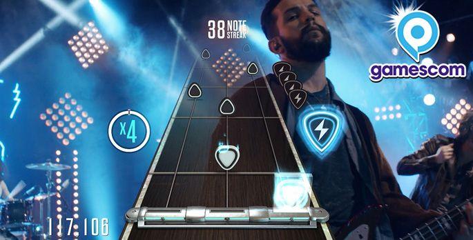 Guitar Hero Live - Preview