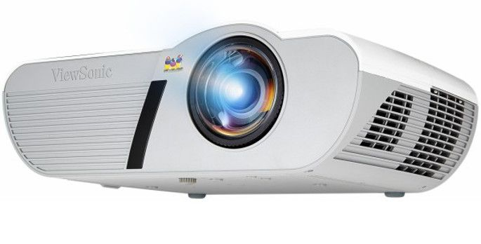 ViewSonic PJD5550Lws - Test