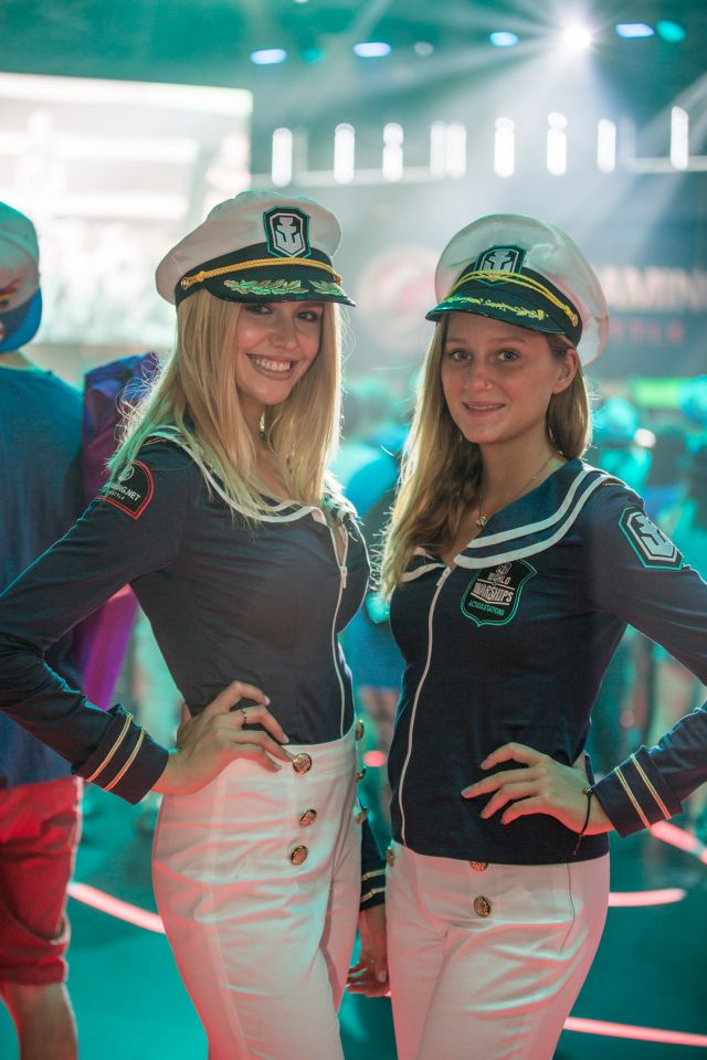gamescom 2015: Die Damen der Messe - Artworks - Bild 1