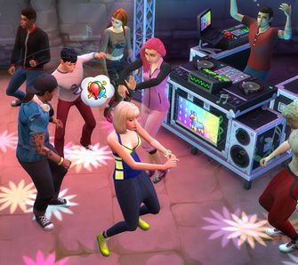 Die Sims 4: Zeit für Freunde - Test