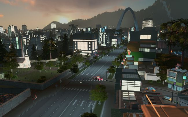 Cities: Skylines - After Dark - Screenshots - Bild 7