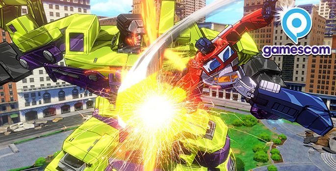 Transformers: Devastation - Preview