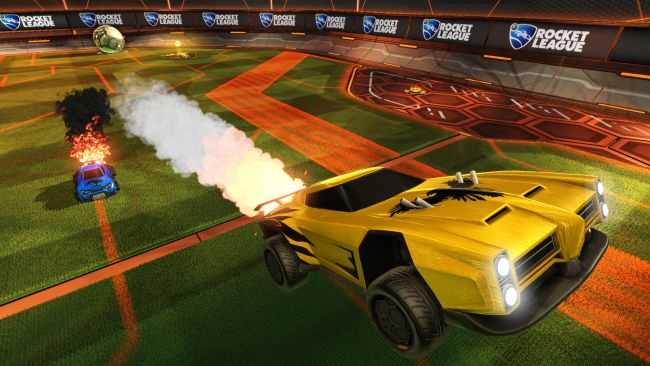Rocket League - DLC: Supersonic Fury - Screenshots - Bild 1