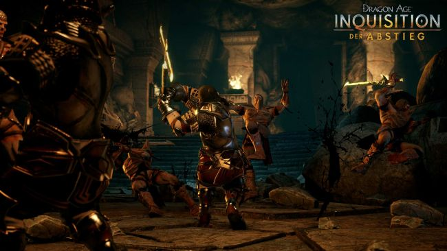 Dragon Age: Inquisition - DLC: Der Abstieg - Screenshots - Bild 9