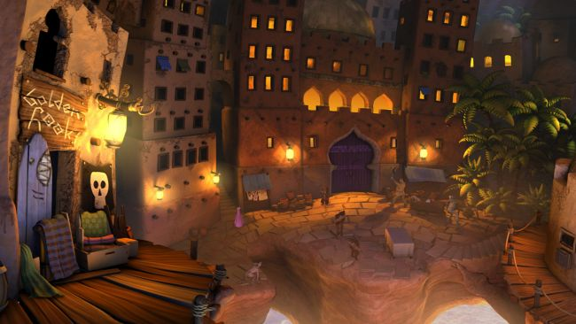 The Book of Unwritten Tales 2 - Screenshots - Bild 10