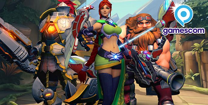 Paladins: Champions of the Realm - Preview