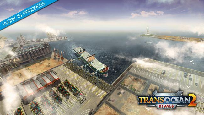 TransOcean 2 - Screenshots - Bild 1