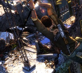 Uncharted: The Nathan Drake Collection - Test