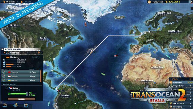 TransOcean 2 - Screenshots - Bild 8