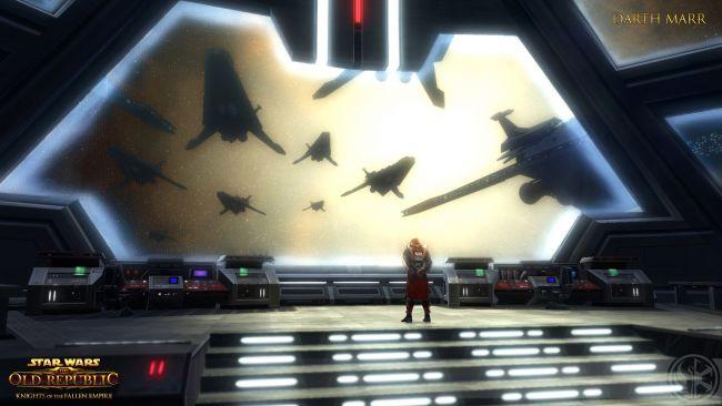 Star Wars: The Old Republic - Knights of the Fallen Empire - Screenshots - Bild 20
