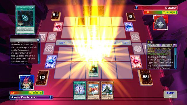 Yu-Gi-Oh! Legacy of the Duelist - Screenshots - Bild 1