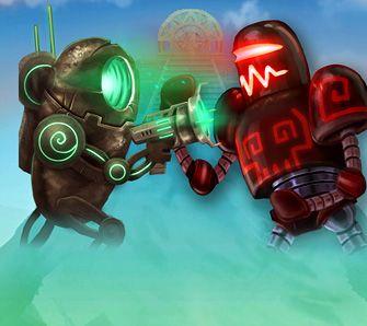Mayan Death Robots - Test