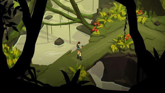 Lara Croft Go - Screenshots - Bild 1