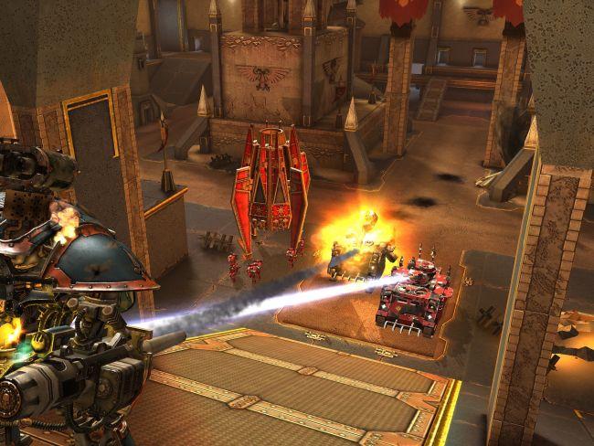 Warhammer 40.000: Freeblade - Screenshots - Bild 1