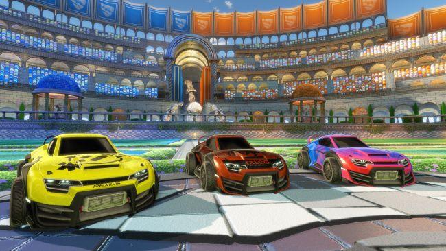 Rocket League - DLC: Supersonic Fury - Screenshots - Bild 3