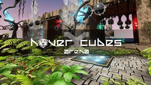 Hover Cubes: Arena