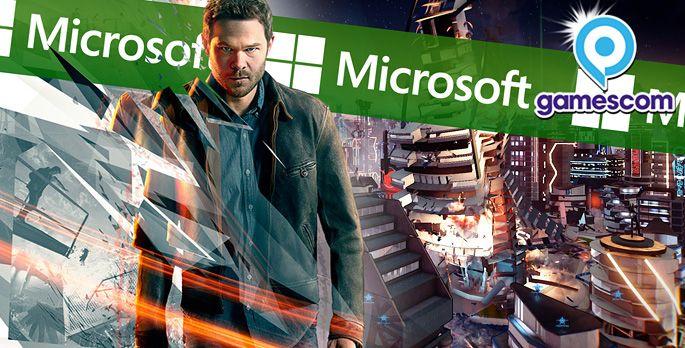 Microsoft auf der gamescom 2015 - Special