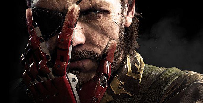 Metal Gear Solid V: The Phantom Pain - Komplettlösung