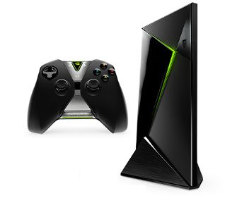 NVIDIA Shield Android TV - Test