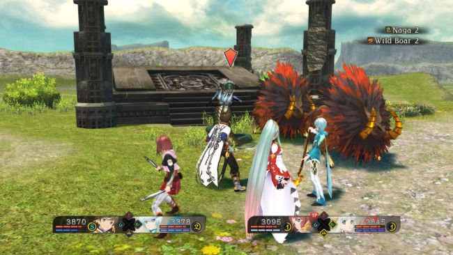 Tales of Zestiria - Screenshots - Bild 20