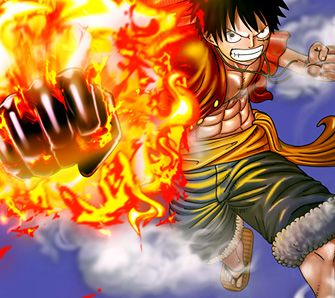 One Piece: Burning Blood - Test