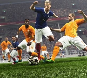 Pro Evolution Soccer 2016 - Test