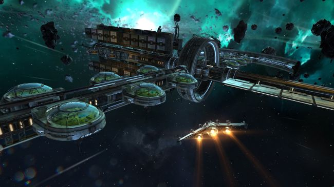 Galaxy on Fire 3: Manticore - Screenshots - Bild 4