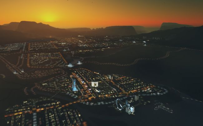 Cities: Skylines - After Dark - Screenshots - Bild 19