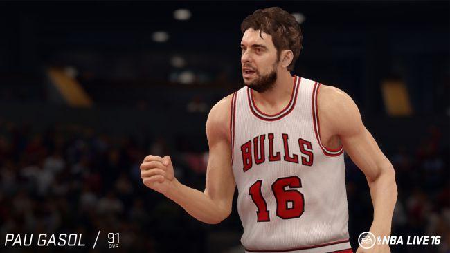NBA Live 16 - Screenshots - Bild 19
