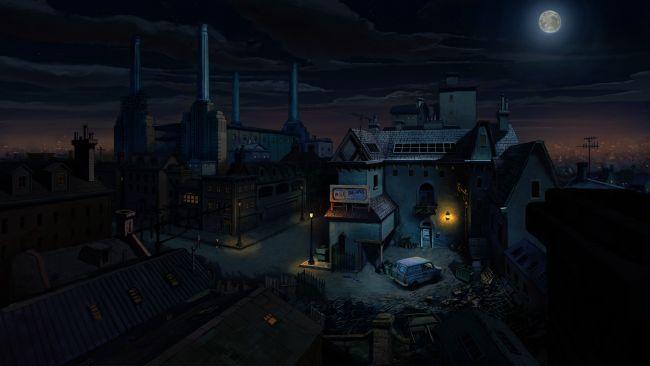Baphomets Fluch: Der Sündenfall - Screenshots - Bild 1