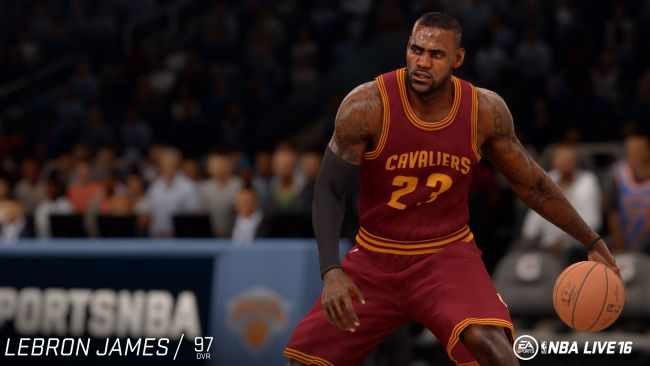 NBA Live 16 - Screenshots - Bild 17