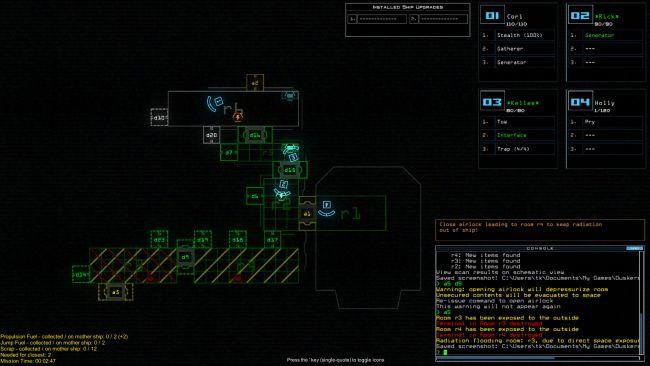 Duskers - Screenshots - Bild 8