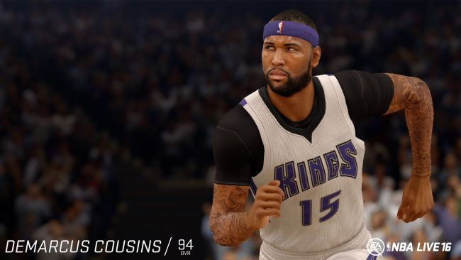 NBA Live 16 - Screenshots - Bild 7