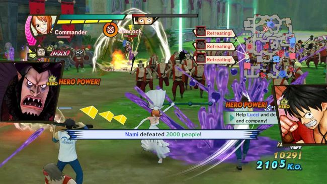 One Piece: Pirate Warriors 3 - Screenshots - Bild 7