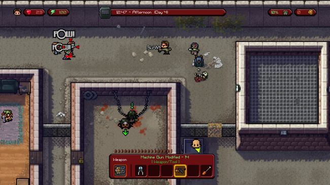 The Escapists The Walking Dead - Screenshots - Bild 16