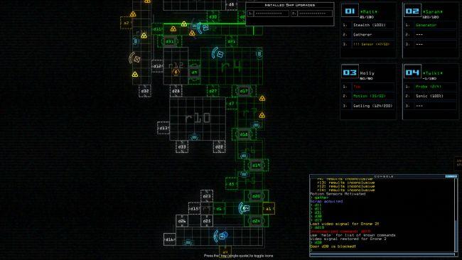 Duskers - Screenshots - Bild 2