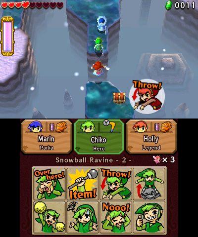 The Legend of Zelda: Tri Force Heroes - Screenshots - Bild 5
