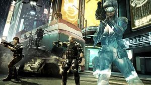Ghost in the Shell: Stand Alone Complex - First Assault Online