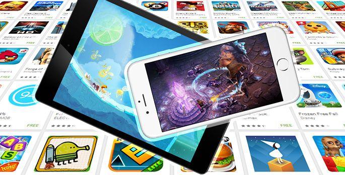 Smartphone-Spiele – Mai - Special